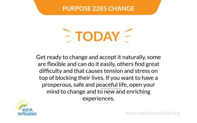 Purpose 2285 Change