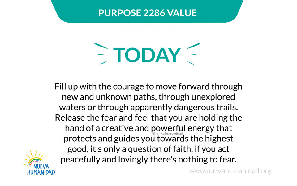 Purpose 2286 Value