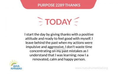 Purpose 2289 Thanks