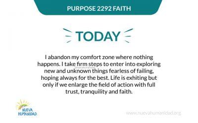 Purpose 2292 Faith