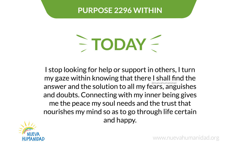 Purpose 2296 Within
