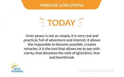 Purpose 2298 Utopia