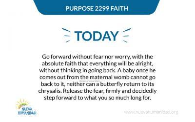 Purpose 2299 Faith