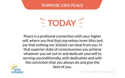 Purpose 2305 Peace