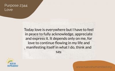 Purpose 2344 Love