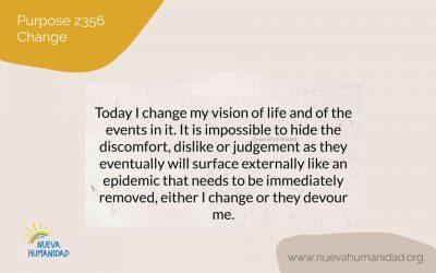 Purpose 2356 Change