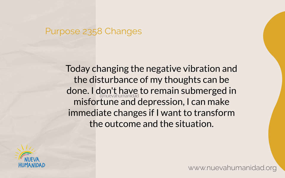Purpose 2358 Changes