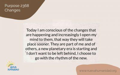 Purpose 2368 Changes