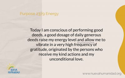 Purpose 2379 Energy