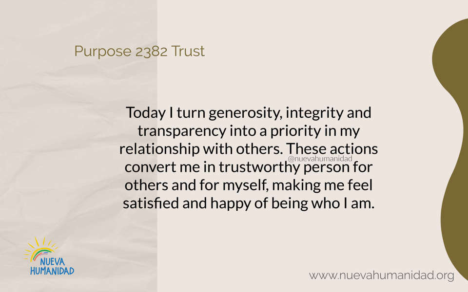 Purpose 2382 Trust