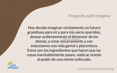 Propósito 2408 Imaginar