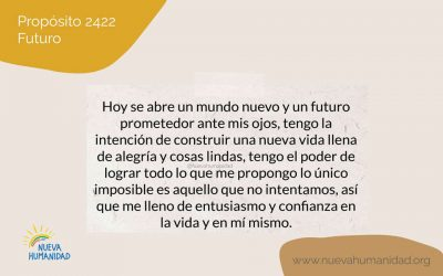Propósito 2422 Futuro