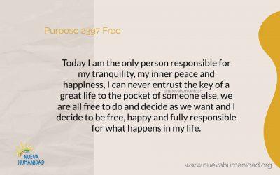 Purpose 2397 Free