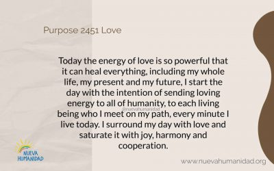 Purpose 2451 Love