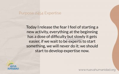 Purpose 2454 Expertise
