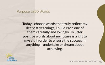 Purpose 2460 Words