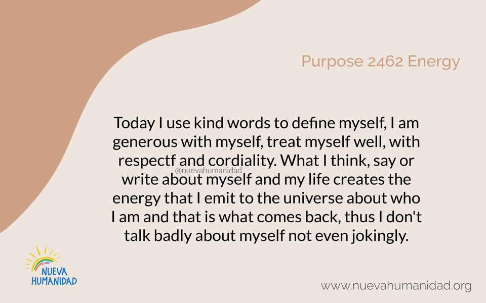 Purpose 2462 Energy
