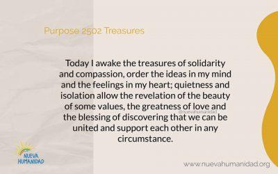 Purpose 2502 Treasures