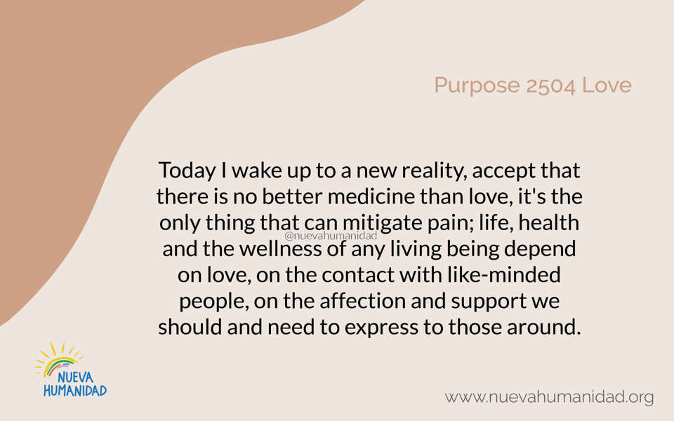 Purpose 2504 Love