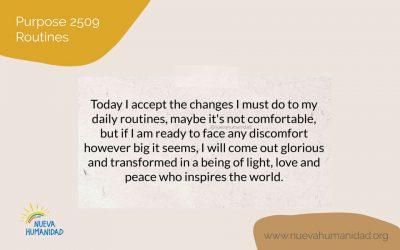 Purpose 2509 Routines