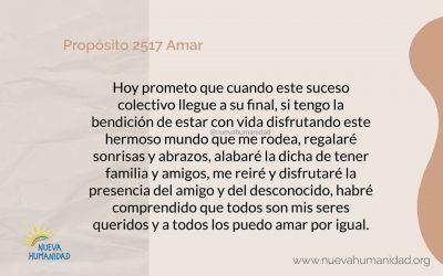 Propósito 2517 Amar