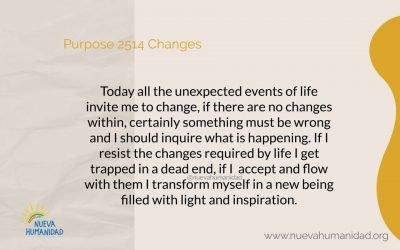 Purpose 2514 Changes