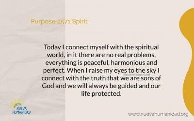 Purpose 2571 Spirit
