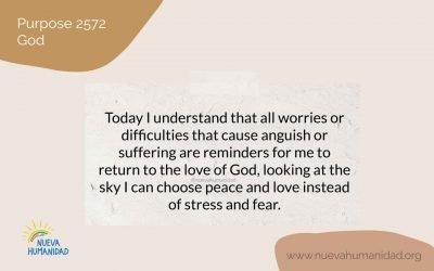 Purpose 2572 God
