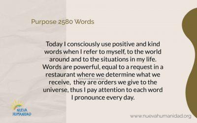 Purpose 2580 Words