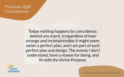 Purpose 2596 Coincidence