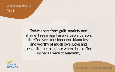 Purpose 2608 God