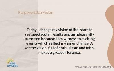 Purpose 2619 Vision