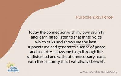 Purpose 2621 Force