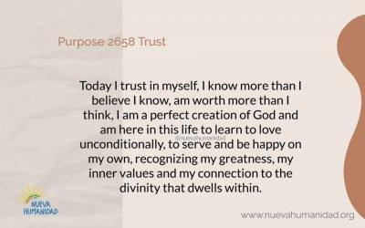 Purpose 2658 Trust