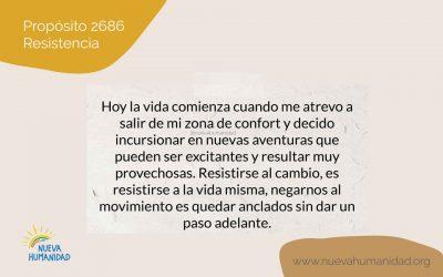 Propósito 2686 Resistencia