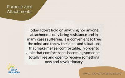Purpose 2701 Attachments
