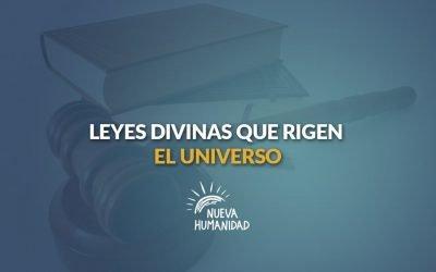 Leyes divinas que rigen el universo
