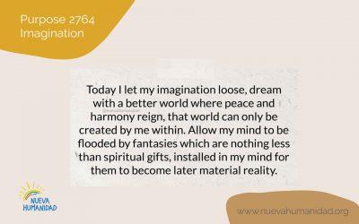 Purpose 2767 Imagination