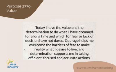 Purpose 2770 Value