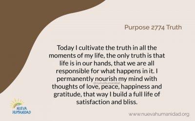 Purpose 2774 Truth