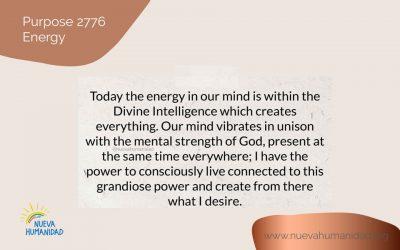 Purpose 2776 Energy