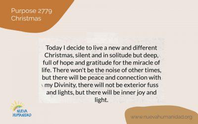 Purpose 2779 Christmas