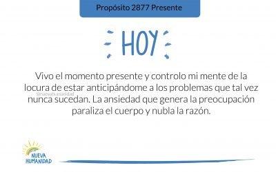 Propósito 2877 Presente