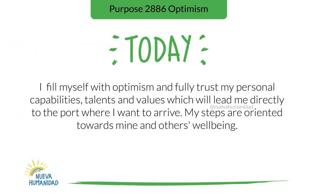 Purpose 2886 Optimism