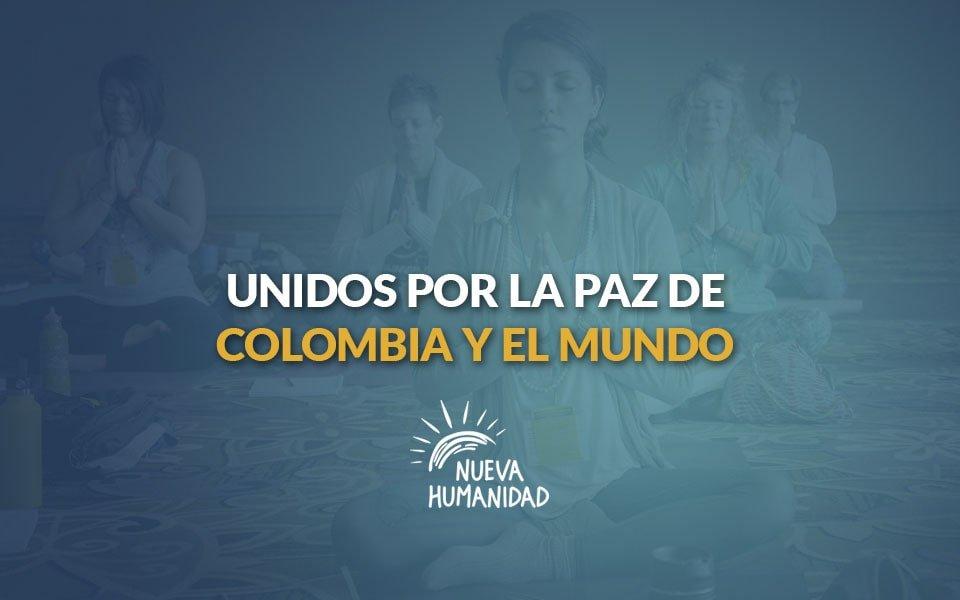 Unidos por la paz de Colombia y el mundo