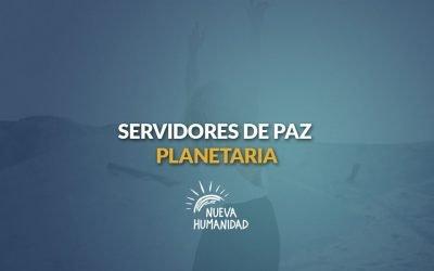 Servidores de paz planetaria