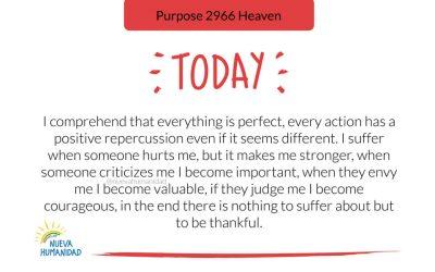 Purpose 2969 To thank