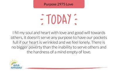 Purpose 2975 Love