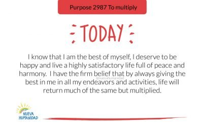 Purpose 2987 To multiply