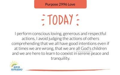 Purpose 2996 Love